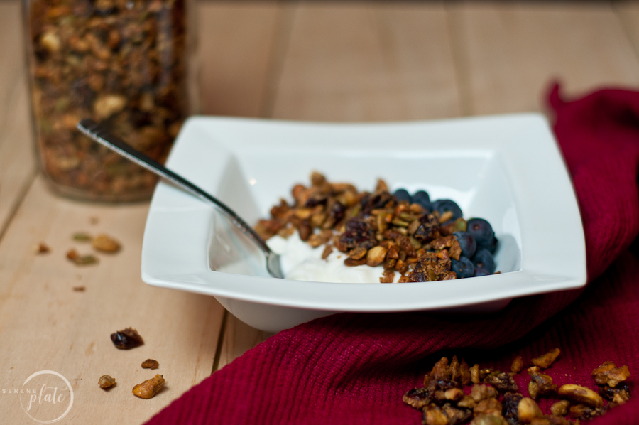 Sugar-Free Granola Recipe